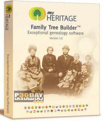 MyHeritage Family Tree Builder 8.0.0.8563 Final - ساخت شجره نامه