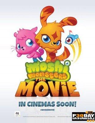 دانلود انیمیشن Moshi Monsters The Movie 2013