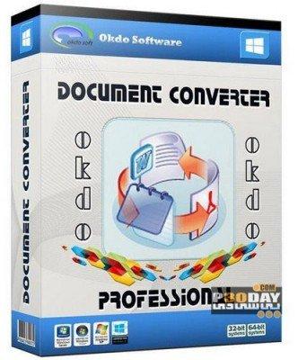 نرم افزار تبدیل فرمت اسناد متنی Okdo Document Converter Pro 5.3
