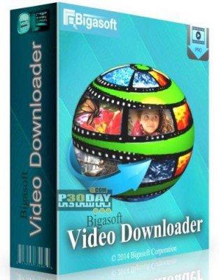 دانلود ویدیوهای آنلاین با Bigasoft Video Downloader Pro 3.3.0.5241
