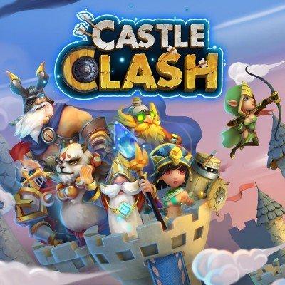 دانلود Castle Clash 1.3.4 – بازی آنلاین کستل کلش اندروید