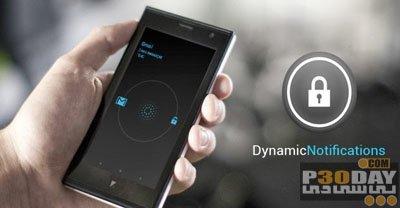 نرم افزار اطلاعیه هوشمند DynamicNotifications Premium v2.7 اندروید