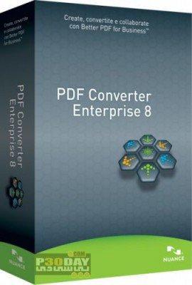 نرم افزار تبدیل حرفه ای PDF با Nuance PDF Converter Enterprise 8.2