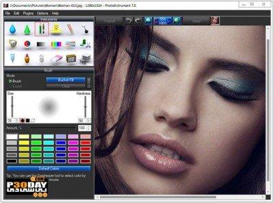PhotoInstrument 7.1 Build 720   رتوش و زیباسازی تصاویر