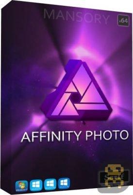 نرم افزار ویرایش حرفه ای عکس Serif Affinity Photo 1.5.2.69