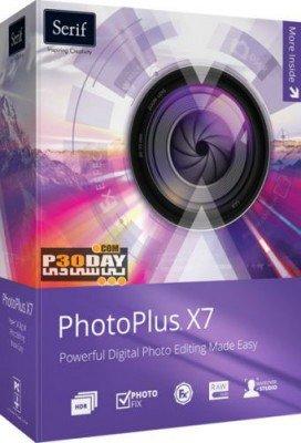 ویرایش حرفه ای تصاویر با نرم افزار Serif PhotoPlus X7