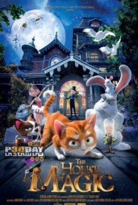 دانلود انیمیشن The House Of Magic 2013 زیرنویس فارسی
