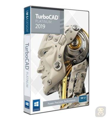 دانلود TurboCAD 2019 Platinum 26.0 Build 34.1 - نرم افزار طراحی سه بعدی