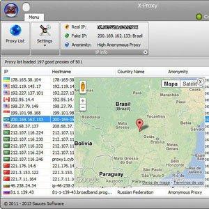 دانلود X-Proxy v6.2.0.4 – تغییر سریع IP کامپیوتر