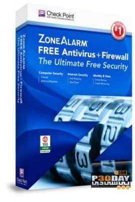 دانلود نسخه جدید ZoneAlarm Free Antivirus + Firewall v13.1.211