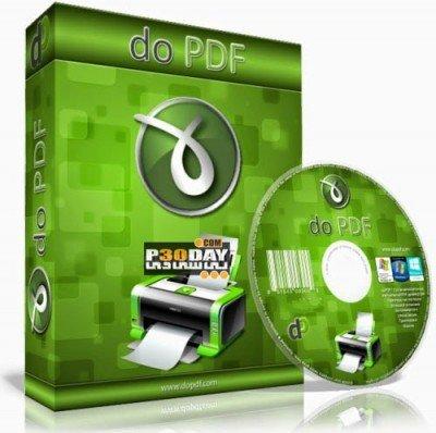 نرم افزار رایگان تبدیل اسناد PDF با doPDF 8.0 Build 906 Final