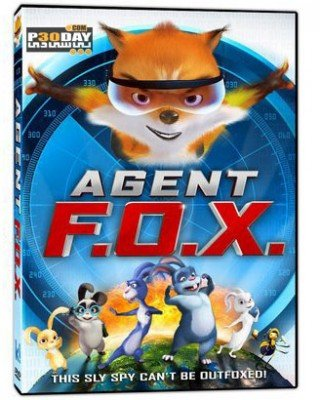 دانلود انیمیشن Agent F.O.X. 2013