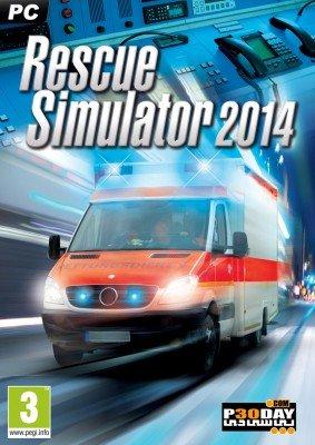 دانلود بازی شبیه ساز آمبولانس Rescue Simulator 2014