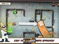 دانلود بازی Grandpa And The Zombies v1.4.3 اندروید