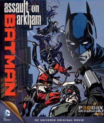 دانلود انیمیشن Batman Assault on Arkham 2014