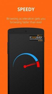 دانلود مرورگر پرسرعت اندروید CM Browser Fast & Secure 5.0.38