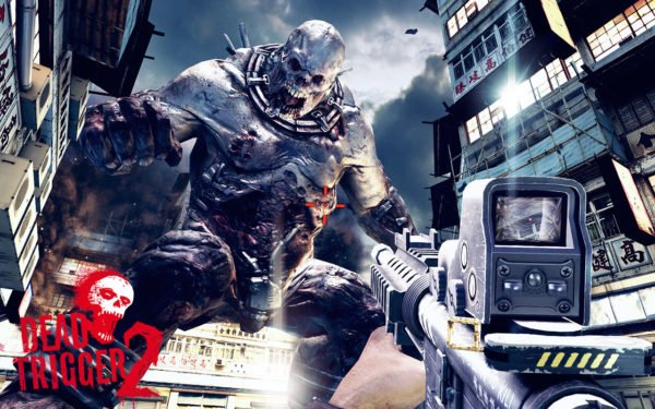 دانلود DEAD TRIGGER 2 v1.5.3 - بازی اکشن DEAD TRIGGER 2 اندروید