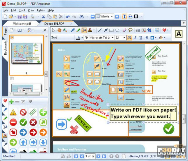 PDF Annotator 7.1.0.721 - PDF Documentation Markup
