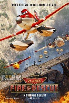 دانلود انیمیشن Planes Fire & Rescue 2014