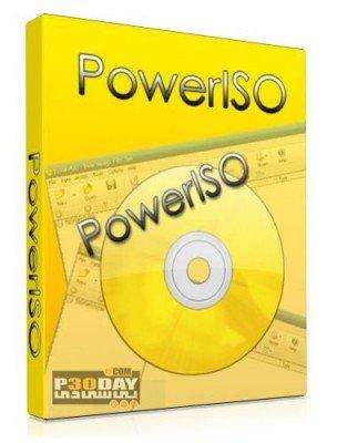 نرم افزار مدیریت حرفه ای ISO با PowerISO 6.0