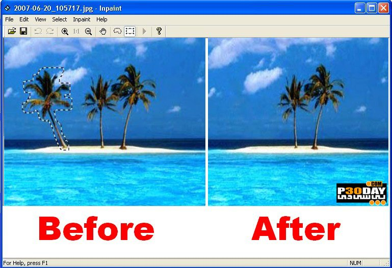 Teorex Inpaint 6 2 - Remove Objects In The Photo A2Z P30 Download