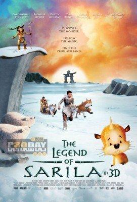 دانلود انیمیشن The Legend of Sarila 2013