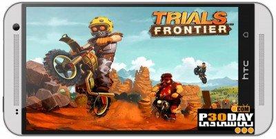 Trials Frontier 2.5.0   بازی موتورسواری اندروید