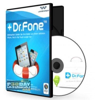 دانلود Wondershare Dr.Fone for Android 8.3.2.62 – بازیابی فایل حذف شده اندروید