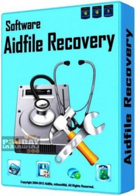 ریکاوری اطلاعات Aidfile Recovery Software Professional  3.7.3.1 Final