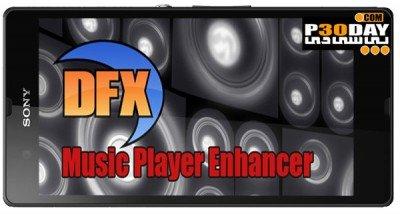 دانلود نرم افزار DFX Music Player Enhancer Pro v1.29 آندروید