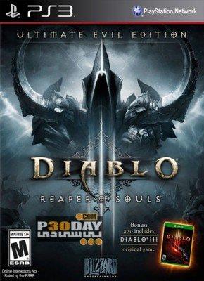 دانلود بازی Diablo III Reaper of Souls Ultimate Evil Edition برای PS3