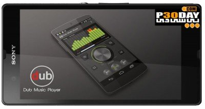 دانلود نرم افزار Dub Music Player v1.1 برای آندروید
