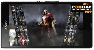 دانلود بازی Injustice: Gods Among Us v2.1.1 آندروید
