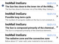 دانلود نرم افزار InoMail - Email v1.8.7 آندروید