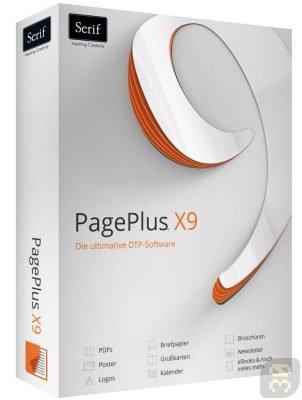 دانلود Serif PagePlus X9 19.0.1.19 - ساخت کتاب های الکترونیکی