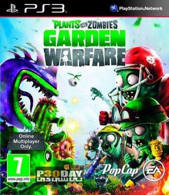 دانلود بازی Plants vs Zombies Garden Warfare برای PS3