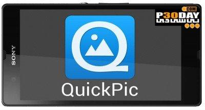 دانلود نرم افزار QuickPic v3.7.1 آندروید