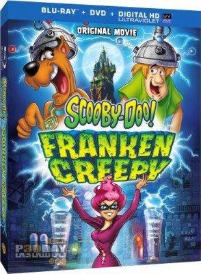 دانلود انیمیشن Scooby Doo Frankencreepy 2014