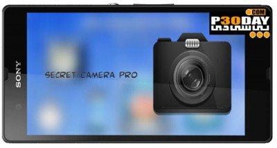 دانلود نرم افزار Secret Camera Pro v5.1 آندروید