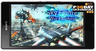 دانلود بازی اندروید Sky Fighter War Machine 1.0