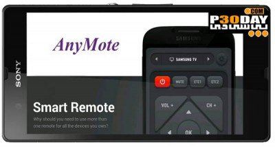 دانلود نرم افزار Smart IR Remote   AnyMote v2.0.4 آندروید