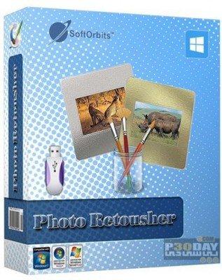 نرم افزار رتوش تصاویر SoftOrbits Photo Retoucher Pro 2.0