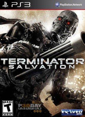 دانلود بازی Terminator Salvation برای PS3