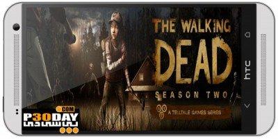 بازی مردگان متحرک The Walking Dead Season Two Full 1.0.8 اندروید