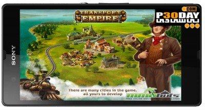 دانلود بازی Transport Empire v1.03.8 آندروید