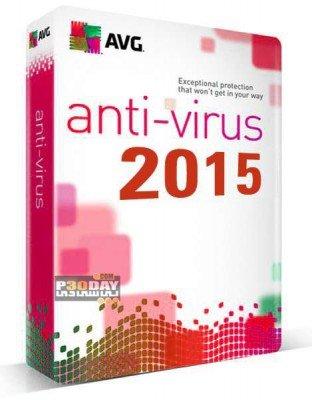نسخه رایگان آنتی ویروس AVG AntiVirus Free Edition 2015.0.5315 Final