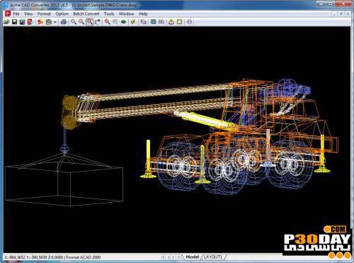 Acme CAD Converter 2019 V8.9.8.1487 - AutoCAD AutoCAD Converter Software