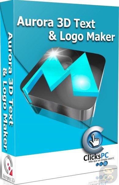Aurora 3D Text & Logo Maker 16.01.07 - طراحی لوگو سه بعدیAurora 3D Text & Logo Maker 16.01.07 – طراحی لوگو سه بعدی