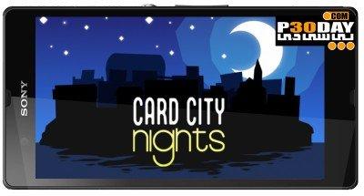 دانلود بازی اندروید Card City Nights v1.06