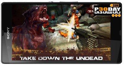 دانلود بازی اندروید DEAD TARGET Zombie v1.2.8